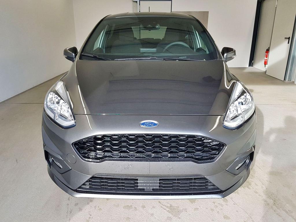 Ford / Fiesta / Grau /  /  / WLTP GVL 36 Monate 1.0 EcoBoost 74kW / 100PS