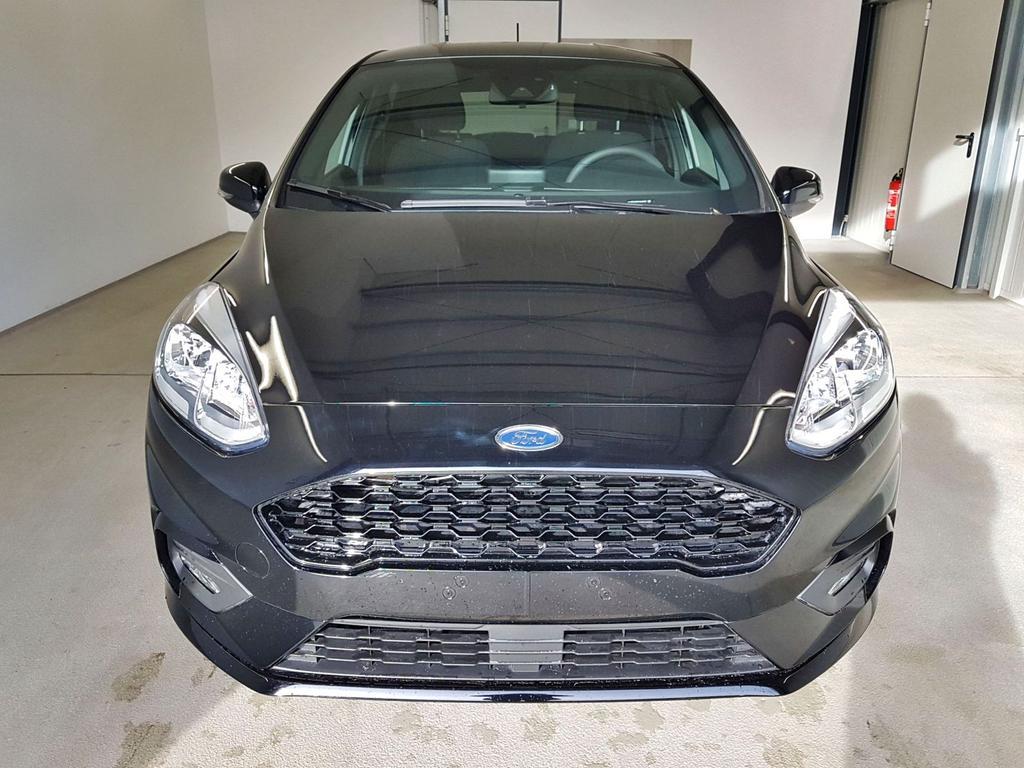 Ford / Fiesta / Schwarz /  /  / WLTP GVL 36 Monate 1.0 EcoBoost 74kW / 100PS