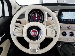Fiat / 500 / Weiß /  /  / WLTP 1.2 8V 51kW / 69PS