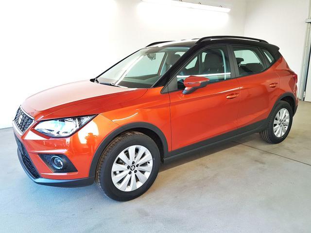 Kurzfristig verfügbares Fahrzeug, wird im Auftrag des Bestellers importiert / beschafft Seat Arona - Style WLTP GVL 36 Mon. 1.0 TSI 70kW / 95PS