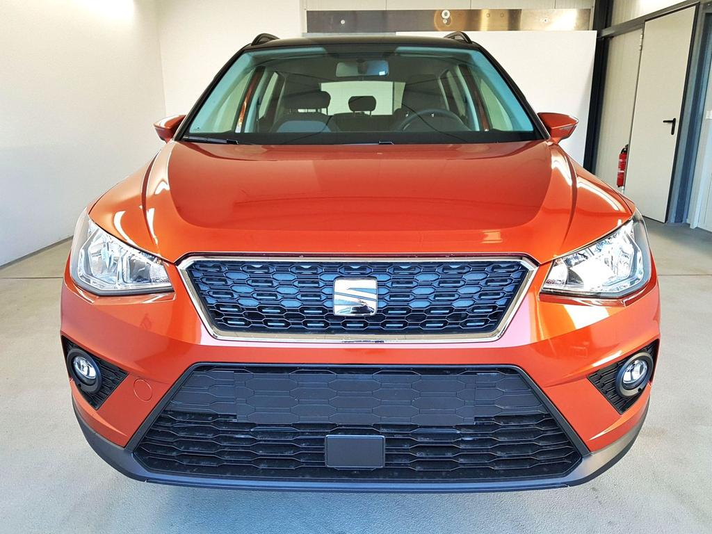 Seat / Arona / Orange /  /  / WLTP GVL 36 Mon. 1.0 TSI 70kW / 95PS