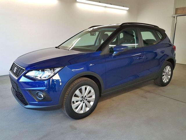Kurzfristig verfügbares Fahrzeug, wird im Auftrag des Bestellers importiert / beschafft Seat Arona - Style WLTP GVL 36 Mon. 1.0 TSI 85kW / 115PS