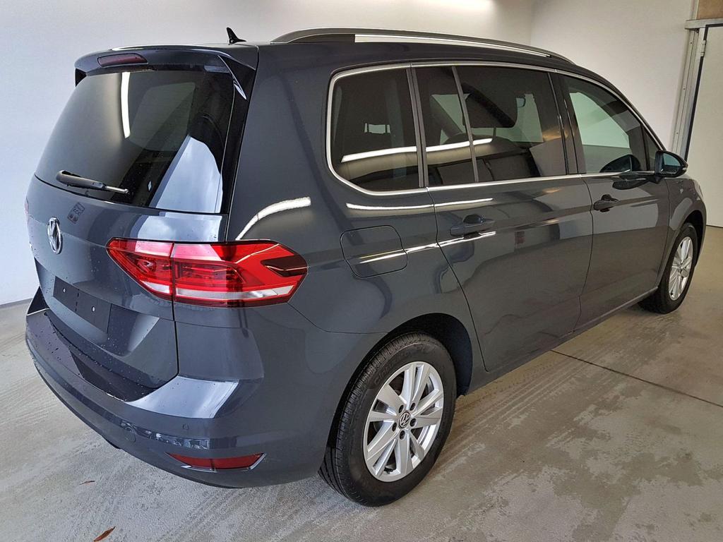 Volkswagen / Touran / Grau /  /  / WLTP GVL 24 Mon. 1.5 TSI DSG ACT OPF 110kW / 150PS