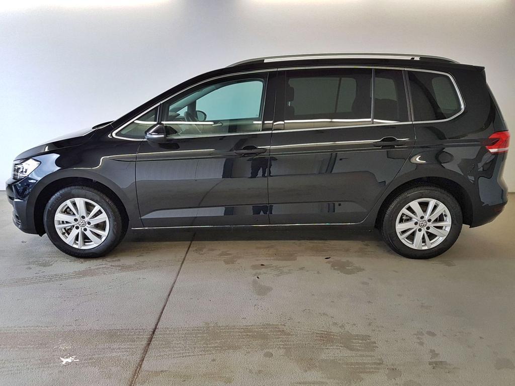 Volkswagen / Touran / Schwarz /  /  / WLTP GVL 24 Mon. 1.5 TSI DSG ACT OPF 110kW / 150PS