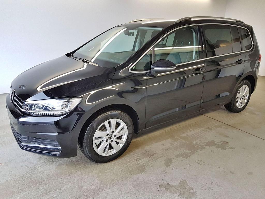 Volkswagen / Touran / Schwarz /  /  / WLTP 1.5 TSI DSG ACT OPF 110kW / 150PS