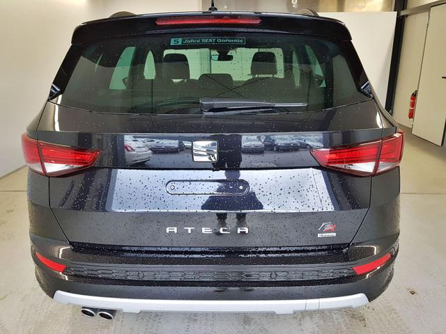 Seat / Ateca / Schwarz /  /  / WLTP 2.0 TSI DSG 4Drive 140kW / 190PS