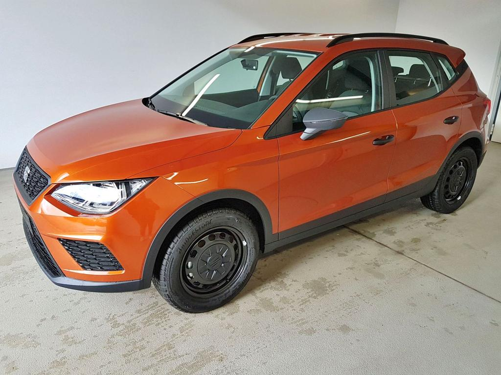 Seat / Arona / Orange /  /  / WLTP 1.0 TSI 70kW / 95PS