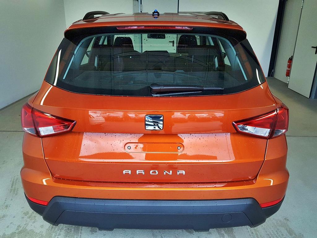 Seat / Arona / Orange /  /  / WLTP 1.0 TSI 70kW / 95PS