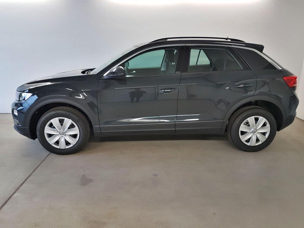 Volkswagen / T-Roc / Grau /  /  / WLTP 1.0 TSI 85kW / 116PS