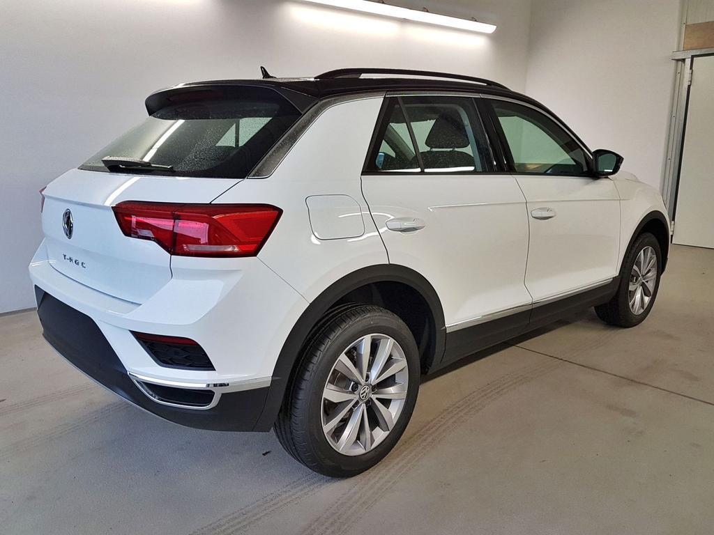 Volkswagen / T-Roc / Weiß /  /  / 1.0 TSI 85kW / 116PS