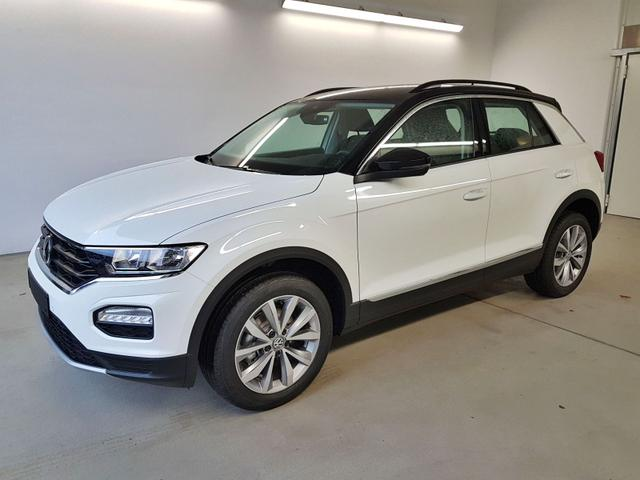 Kurzfristig verfügbares Fahrzeug, wird im Auftrag des Bestellers importiert / beschafft Volkswagen T-Roc - Style 1.0 TSI 85kW / 116PS