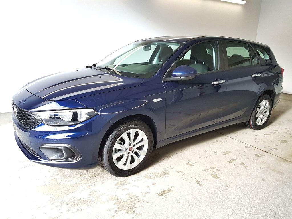 Fiat / Tipo Kombi / Blau /  /  / WLTP 1.4 16V 70kW / 95PS