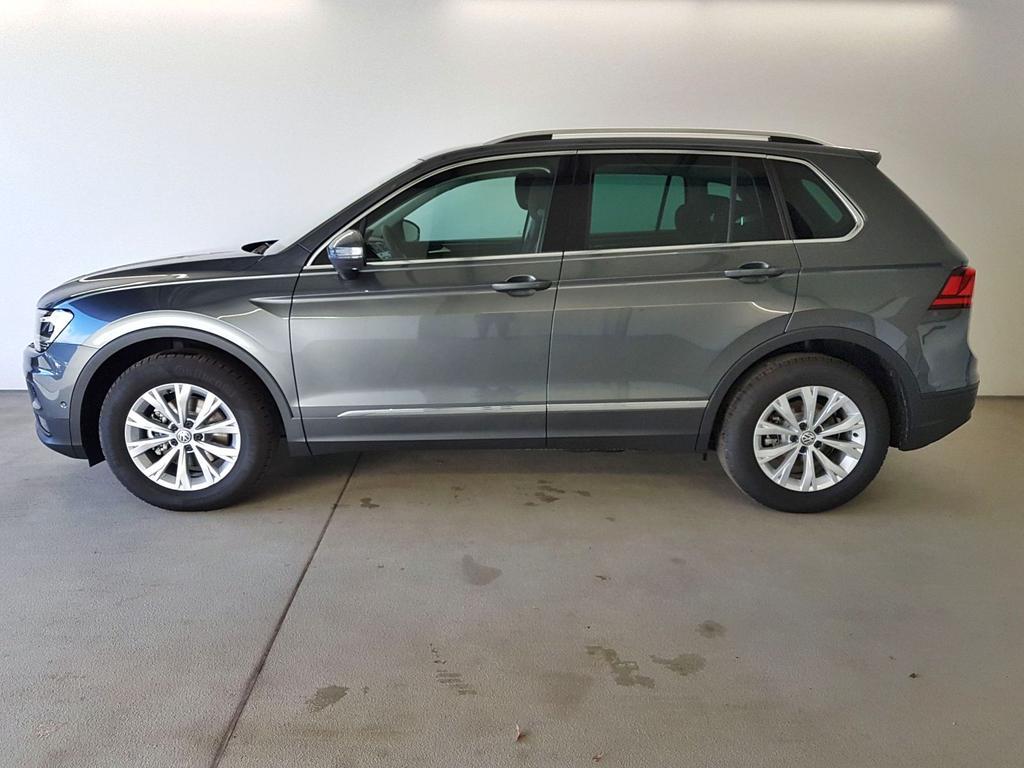 Volkswagen / Tiguan / Grau /  /  / WLTP GVL 36 Mon. 2.0 TDI SCR 110kW / 150PS