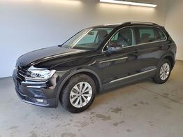 Volkswagen / Tiguan / Schwarz /  /  / WLTP GVL 36 Mon. 1.5 TSI DSG ACT OPF 110kW / 150PS