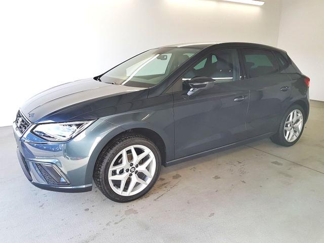 Kurzfristig verfügbares Fahrzeug, wird im Auftrag des Bestellers importiert / beschafft Seat Ibiza - FR WLTP 1.0 TSI 70kW / 95PS
