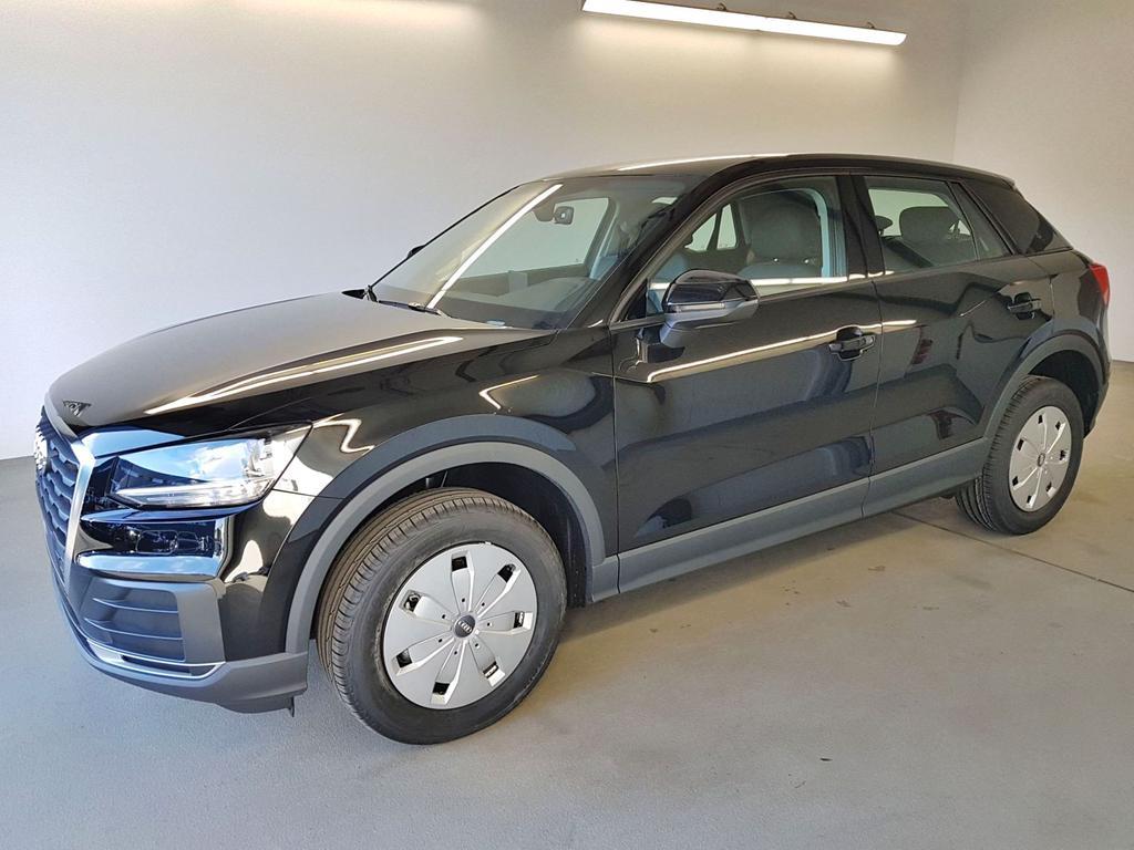 Audi / Q2 / Schwarz /  /  / WLTP 30 TFSI 85kW / 116PS