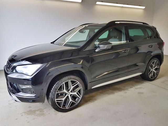 Kurzfristig verfügbares Fahrzeug, wird im Auftrag des Bestellers importiert / beschafft Seat Ateca - FR WLTP 2.0 TSI DSG 4Drive 140kW / 190PS