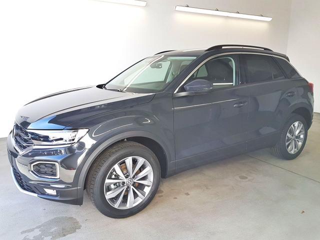 Kurzfristig verfügbares Fahrzeug, wird im Auftrag des Bestellers importiert / beschafft Volkswagen T-Roc - Style WLTP GVL 36 Mon. 1.5 TSI 110kW / 150PS
