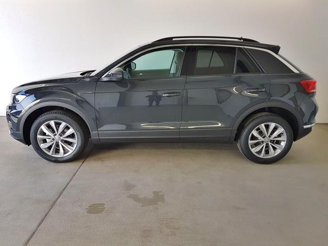 Volkswagen / T-Roc / Grau /  /  / WLTP GVL 36 Mon. 1.5 TSI 110kW / 150PS