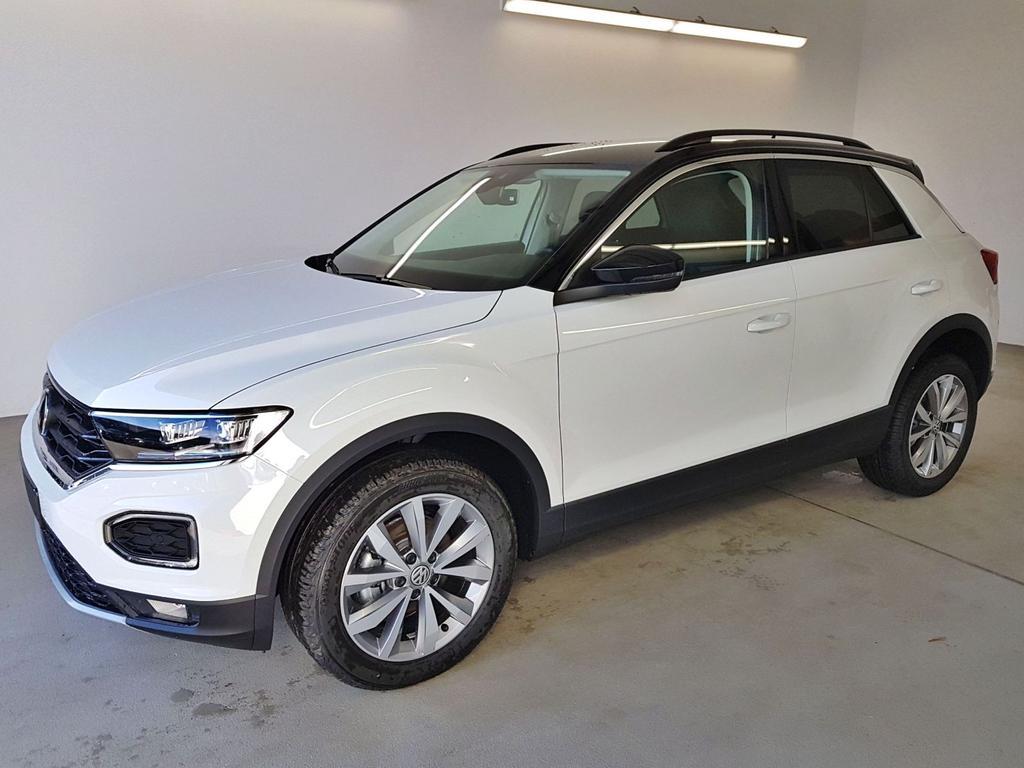 Volkswagen / T-Roc / Weiß /  /  / WLTP GVL 36 Mon. 1.5 TSI 110kW / 150PS