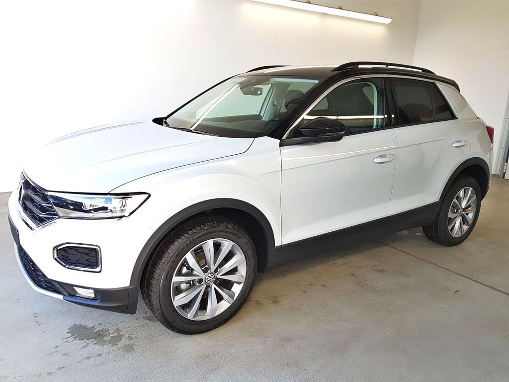Volkswagen / T-Roc / Silber /  /  / WLTP GVL 36 Mon. 1.5 TSI 110kW / 150PS
