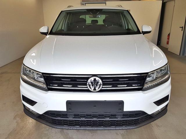 Volkswagen / Tiguan / Weiß /  /  / WLTP GVL 36 Mon. 2.0 TSI DSG OPF 4Motion 140kW / 190PS