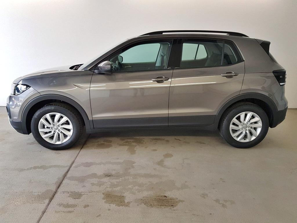 Volkswagen / T-Cross / Grau /  /  / WLTP 1.0 TSI OPF 85kW / 115PS