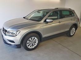 Volkswagen / Tiguan / Silber /  /  / WLTP GVL 36 Mon. 2.0 TDI DSG SCR 4Motion 110kW / 150PS
