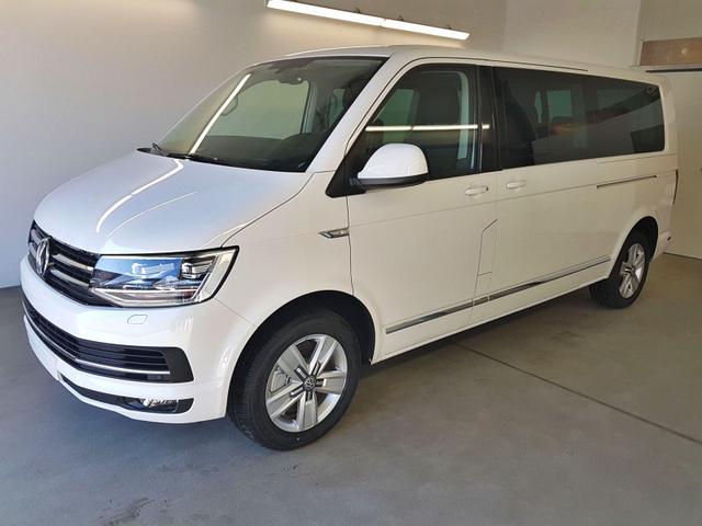 Kurzfristig verfügbares Fahrzeug, wird im Auftrag des Bestellers importiert / beschafft Volkswagen T6 Multivan - Comfortline Lang 3400 mm 2.0 TDI DSG SCR 4Motion BMT 146kW / 199PS