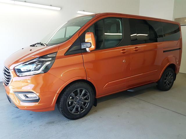 Lagerfahrzeug Ford Tourneo Custom - Titanium X L1H1 WLTP 2.0 TDCi Automatik 136kW / 185PS