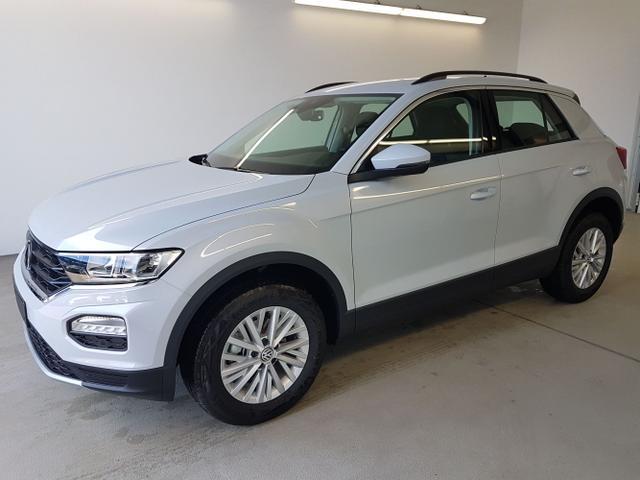 Kurzfristig verfügbares Fahrzeug, wird im Auftrag des Bestellers importiert / beschafft Volkswagen T-Roc - Basis WLTP 1.0 TSI 85kW / 116PS
