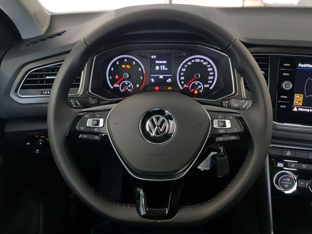 Volkswagen / T-Roc / Weiß /  /  / WLTP 1.0 TSI 85kW / 116PS