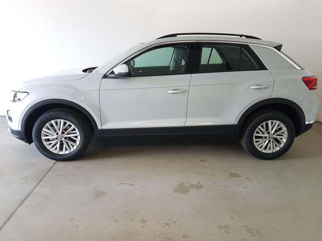 Volkswagen / T-Roc / Silber /  /  / WLTP 1.0 TSI 85kW / 116PS