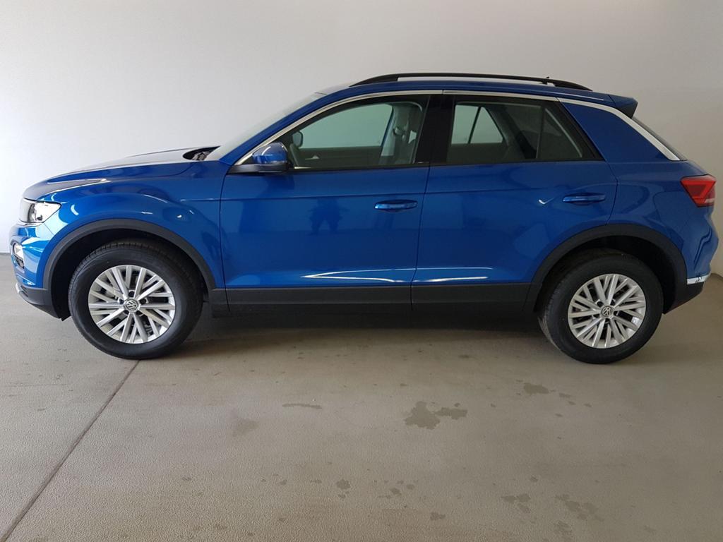 Volkswagen / T-Roc / Blau /  /  / WLTP 1.0 TSI 85kW / 116PS