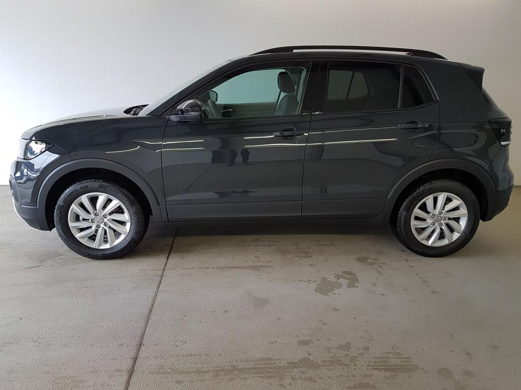 Volkswagen / T-Cross / Grau /  /  / WLTP 1.0 TSI 70kW / 95PS