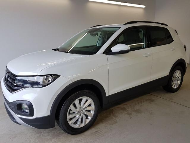 Kurzfristig verfügbares Fahrzeug, wird im Auftrag des Bestellers importiert / beschafft Volkswagen T-Cross - Life WLTP 1.0 TSI 70kW / 95PS