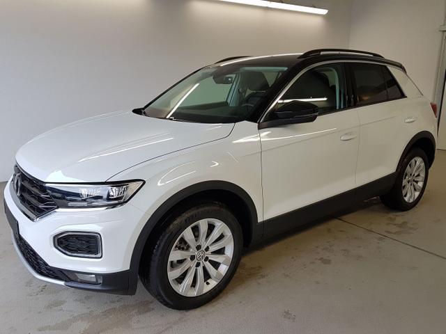 Kurzfristig verfügbares Fahrzeug, wird im Auftrag des Bestellers importiert / beschafft Volkswagen T-Roc - Style WLTP 2.0 TDI DSG SCR 4Motion 110kW / 150PS