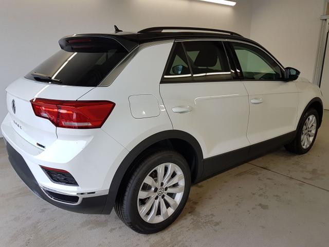 Volkswagen / T-Roc / Weiß /  /  / WLTP 2.0 TDI DSG SCR 4Motion 110kW / 150PS