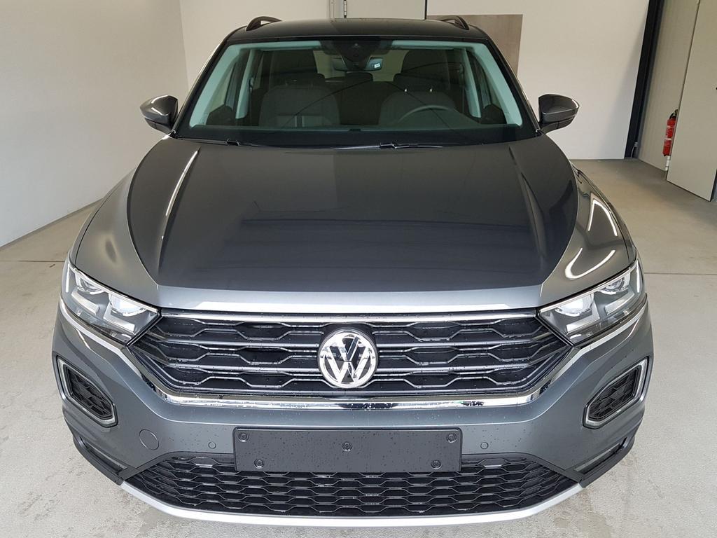 Volkswagen / T-Roc / Grau /  /  / WLTP 2.0 TDI DSG SCR 4Motion 110kW / 150PS