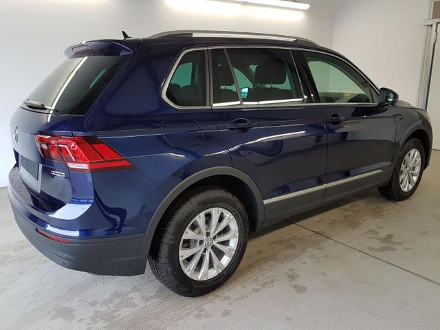 Volkswagen / Tiguan / Blau /  /  / WLTP 2.0 TDI DSG SCR 4Motion 110kW / 150PS