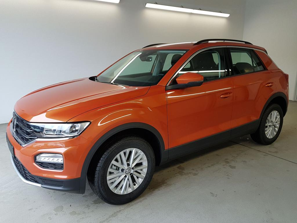 Volkswagen / T-Roc / Orange /  /  / WLTP 1.0 TSI 85kW / 116PS