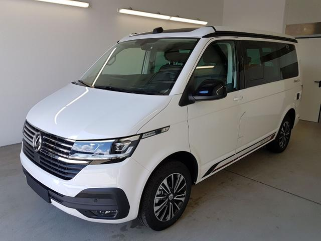 Volkswagen California 6.1 - Beach Tour Edition WLTP 2.0 TDI DSG SCR 4Motion BMT 110kW / 150PS