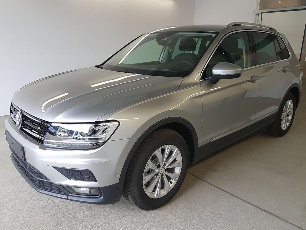 Volkswagen / Tiguan / Silber /  /  / WLTP 1.5 TSI DSG ACT OPF 110kW / 150PS