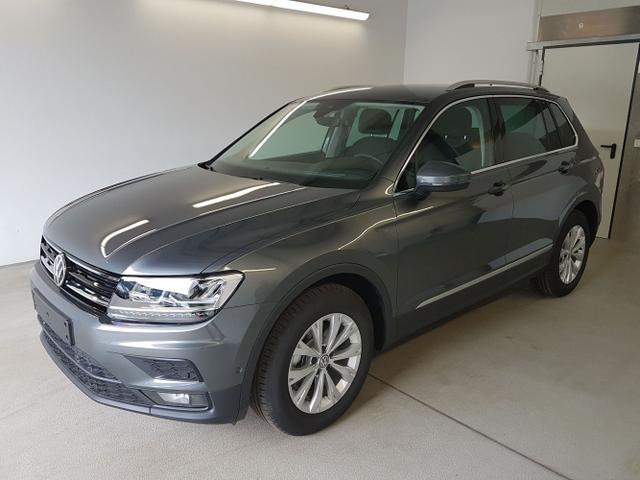 Volkswagen / Tiguan / Grau /  /  / WLTP 1.5 TSI DSG ACT OPF 110kW / 150PS