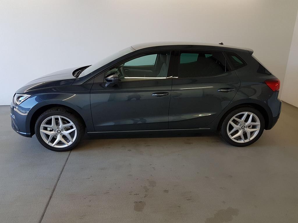 Seat / Ibiza / Grau /  /  / WLTP 1.0 TSI 85kW / 116PS