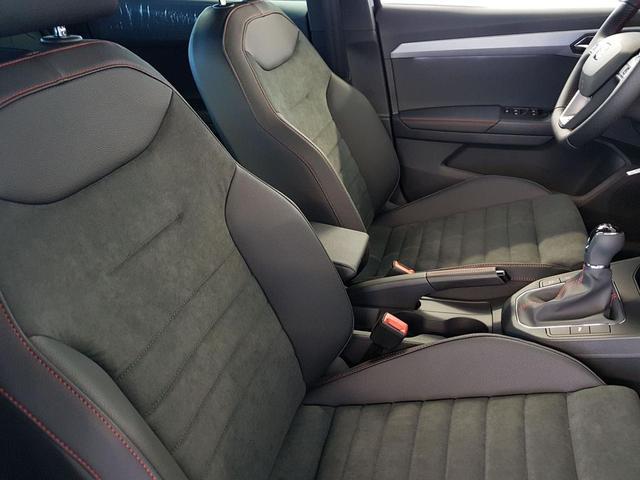 Seat Ibiza FR WLTP 1.0 TSI 85kW / 116PS