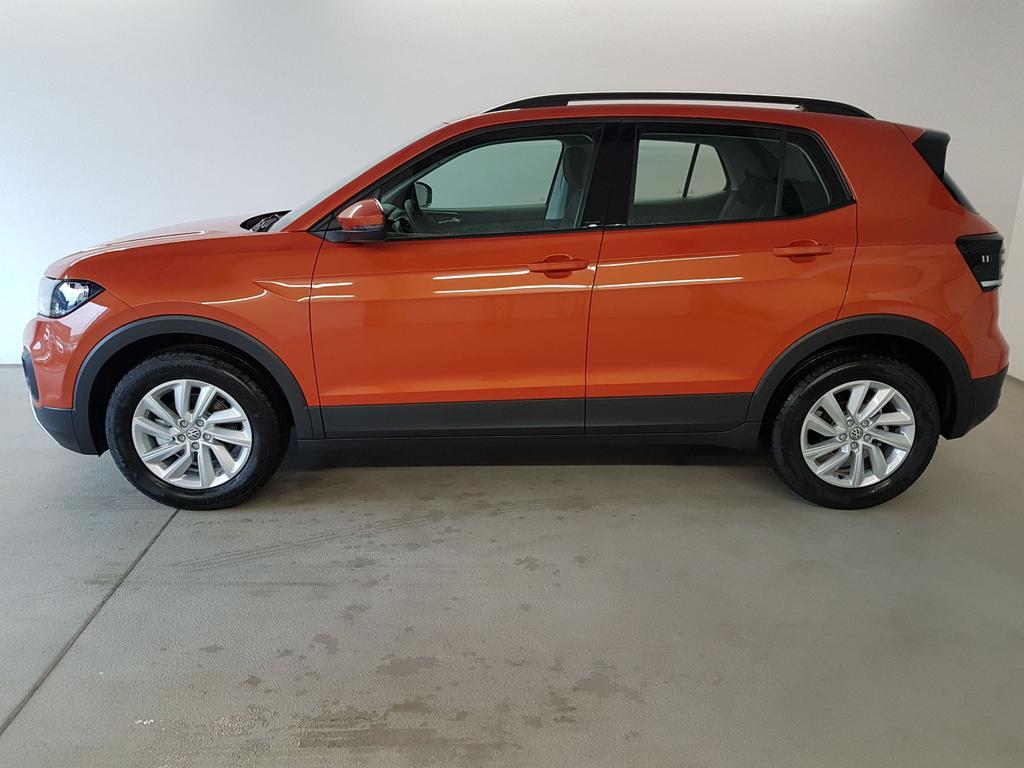 Volkswagen / T-Cross / Orange /  /  / WLTP 1.0 TSI OPF 85kW / 116PS