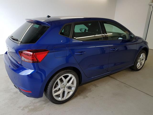 Seat / Ibiza / Blau /  /  / WLTP 1.0 TSI 85kW / 116PS