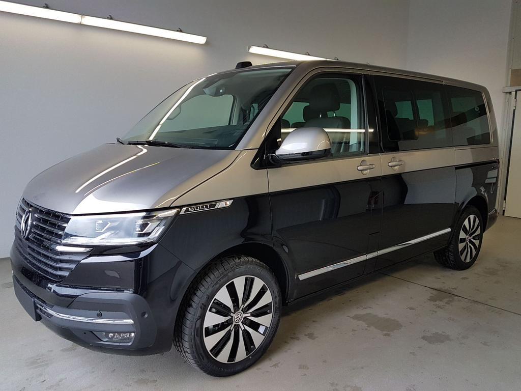 Volkswagen / T6.1 Multivan / Schwarz /  /  / 2.0 TDI DSG SCR 4Motion BMT 146kW / 199PS Vollausstattung