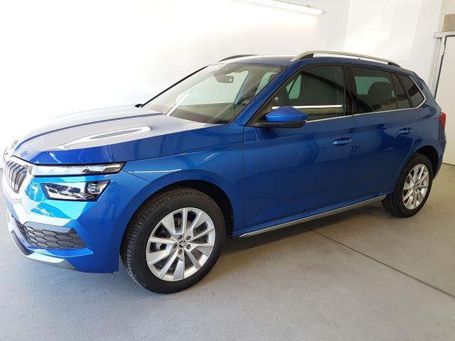 Kurzfristig verfügbares Fahrzeug, wird im Auftrag des Bestellers importiert / beschafft Skoda Kamiq - Style WLTP 1.0 TSI 85kW / 116PS